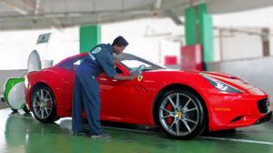 VettaWash-Ferrari